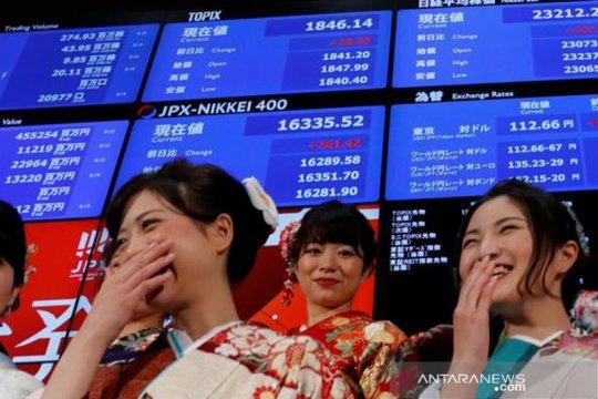Saham Tokyo melemah tertekan kekhawatiran atas prospek ekonomi global