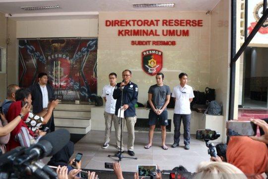 Polisi serahkan Kris Hatta ke Kejaksaan untuk disidangkan