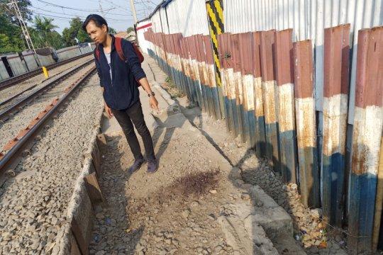 Pegawai Transjakarta yang terluka bergelagat depresi