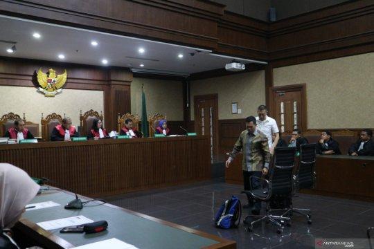 Advokat didakwa suap Aspdisus Kejaksaan Tinggi Jawa Tengah