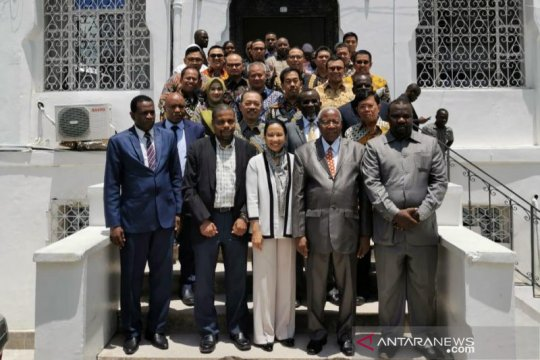 Rini Soemarno dorong BUMN jadi mitra strategis pembangunan di Afrika