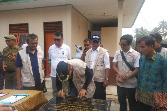 Sekolah satu atap sangat membantu masyarakat Natuna
