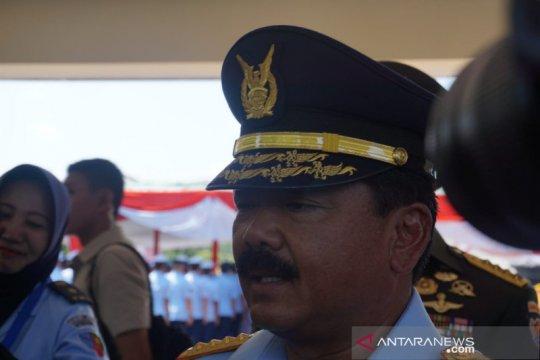 Panglima TNI: Modifikasi cuaca efektif kurangi bencana asap di Riau