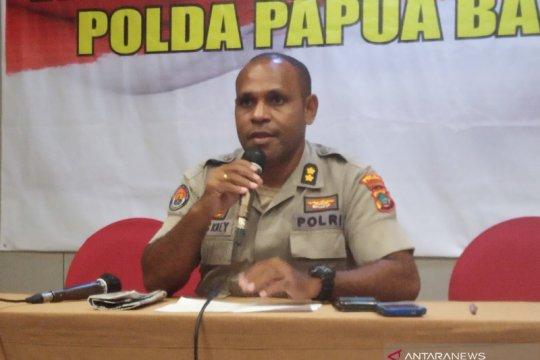 Polda Papua Barat perketat pengamanan markas
