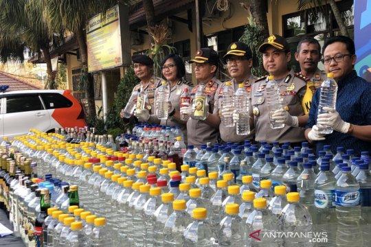 Korban miras oplosan di Kota Malang bertambah menjadi empat orang