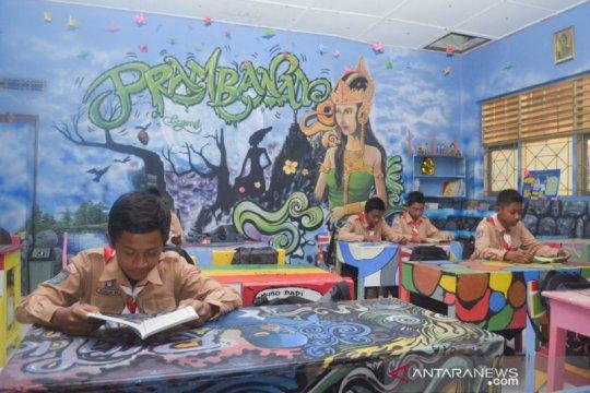 SMP 2 Pakem Sleman libatkan anak dalam menata sekolah