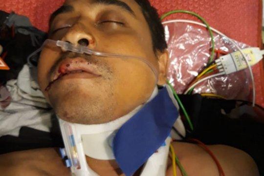 Ini klarifikasi polisi atas luka lebam di bibir pegawai Transjakarta