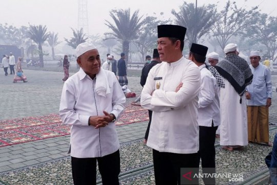 Satgas karhutla dari Jakarta berencana ke Kalteng