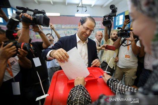 Calon presiden Tunisia tetap berada di dalam penjara