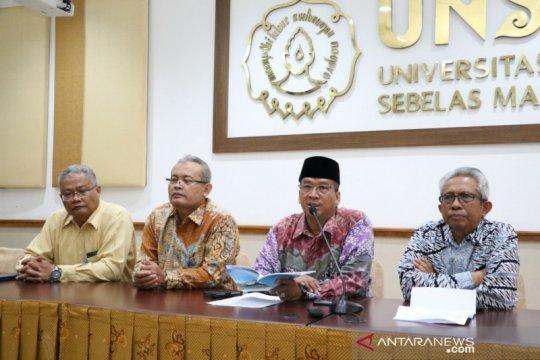 UNS beri gelar HC kepada Panglima TNI
