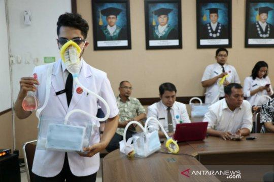 Sosialisasi alat bantu pernapasan, UNS kirim tim ke Riau-Palangkaraya