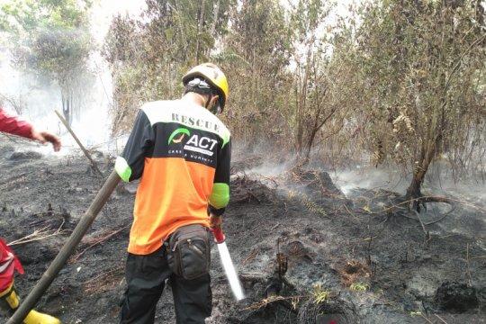 ACT sebut kabut asap di Sumatera dan Kalimantan sangat berbahaya