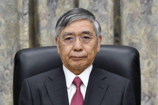 Bank sentral Jepang pertahankan kebijakan moneter tidak berubah