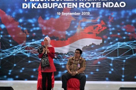Telkom perluas layanan internet IndiHome hingga Pulau Rote