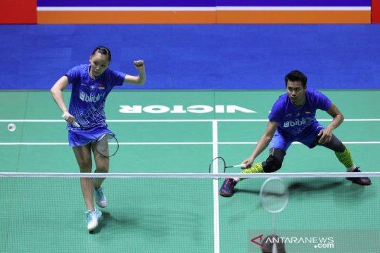 Enam wakil Indonesia lanjut ke perempat final
