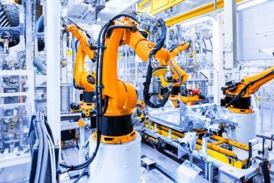 Penjualan global robot industri mencapai rekor pada 2018