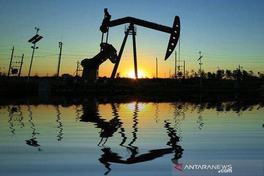 Minyak naik didorong pengurangan stok AS dan aktivitas manufaktur