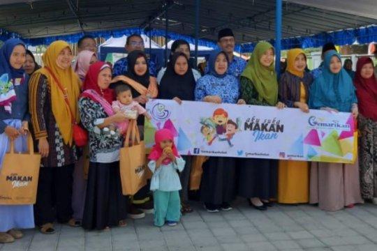 Kampanye konsumsi ikan, KKP targetkan 2024 Lombok Barat bebas stunting
