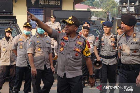 17 tersangka karhutla di Sumatera Selatan