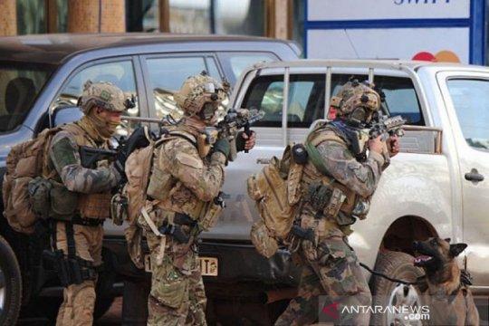 ISIS akui serangan Burkina Faso yang tewaskan 24 tentara