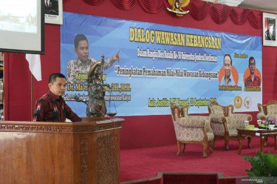 MPR: Jangan biarkan kognisi Pancasila generasi muda terabaikan