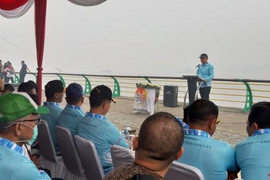 Internasional Dragon Boat di Pontianak resmi dibuka