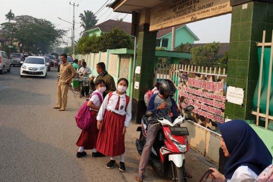Dinkes Palembang imbau tingkatkan penggunaan masker cegah Ispa