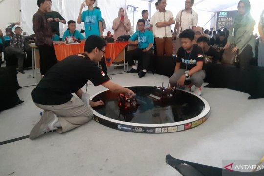 Pegiat robotika Indonesia butuh dukungan lebih besar