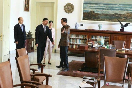 Pemerintah Tiongkok apresiasi kembali terpilihnya Presiden Jokowi
