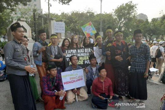 Aksi nyata kekang perubahan iklim diserukan kalangan santri