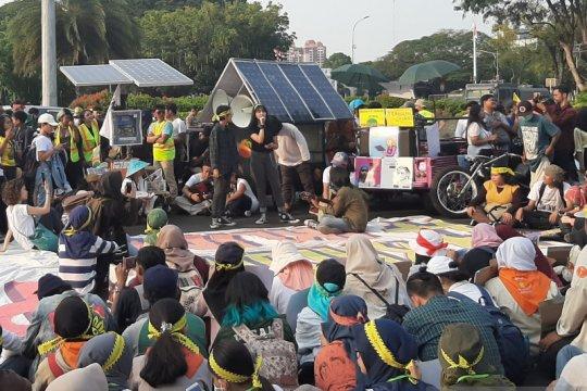 Energi terbersihkan ramaikan Aksi Jeda Untuk Iklim