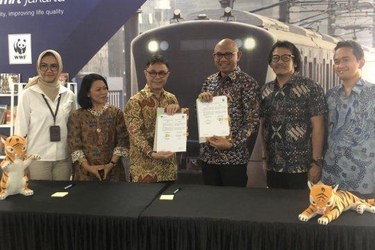 MRT gandeng WWF Indonesia edukasi pelestarian lingkungan