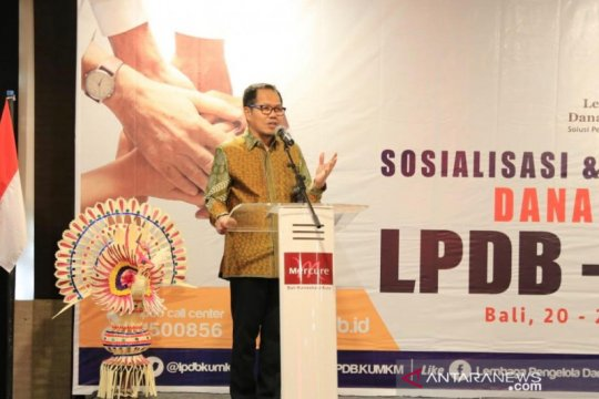 LPDB pindahkan satgas pengawasan dana bergulir dari Bali