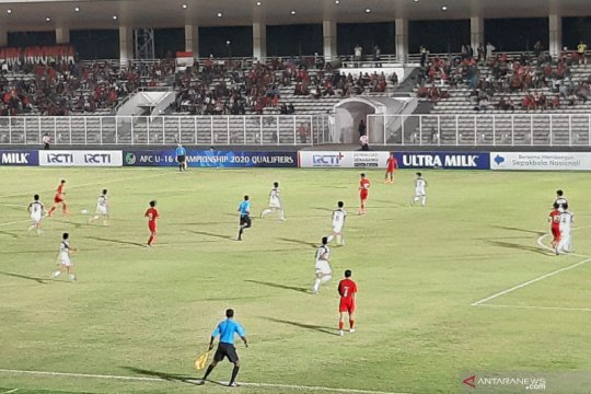 Indonesia vs China, adu 'finishing touch' di Piala AFC U-16