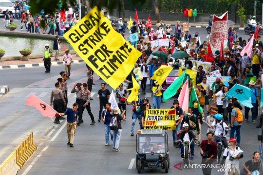 Anak Indonesia jawab seruan panik Greta Thunberg untuk perubahan iklim