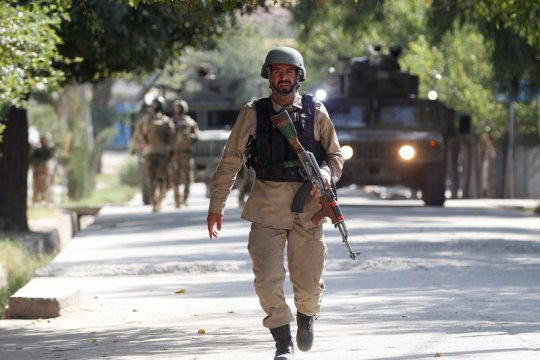 Bayi baru lahir termasuk  di antara 16 korban tewas serangan RS Kabul