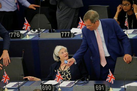 Negosiator Inggris optimistis kesepakatan Brexit dapat tercapai