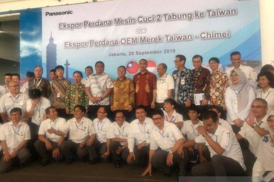 Panasonic Indonesia perluas ekspor mesin cuci hingga Taiwan