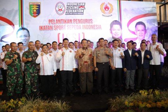 Lampung didorong bisa lahirkan atlet balap sepeda berprestasi