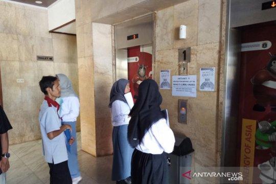 Lift Gedung Wali Kota anjlok, Jaktim segera ganti yang baru
