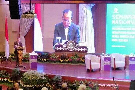 Gubernur Lemhannas sebut SDM modalitas penting pembangunan negara