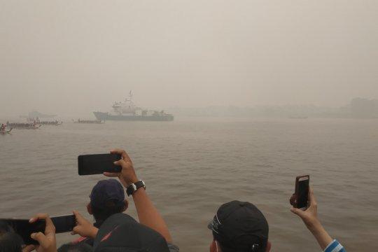 Wali Kota Pontianak instruksikan tunda olahraga karena asap karhutla