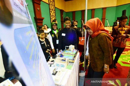 Siswa SMP di Bogor temukan sistem pengendalian banjir