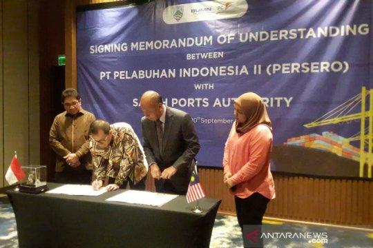 IPC jalin kerja sama dengan Otoritas Pelabuhan Sabah