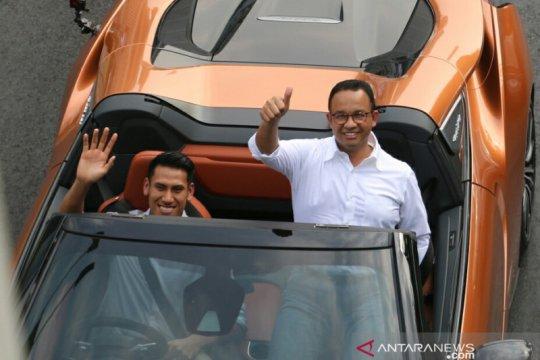 Bahas Formula E, Anies akan temui Presiden Jokowi malam ini