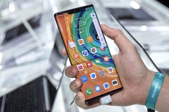 Huawei Mate 30 tidak bisa dipasangi Android secara manual