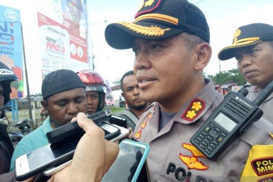 """Papua Terkini - 15 orang diperiksa saat """"bakar batu"""" mahasiswa Mimika"""