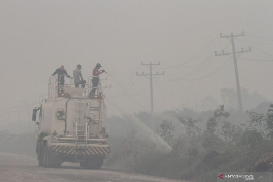 PKS serukan mobilisasi bantuan korban terdampak asap Karhutla