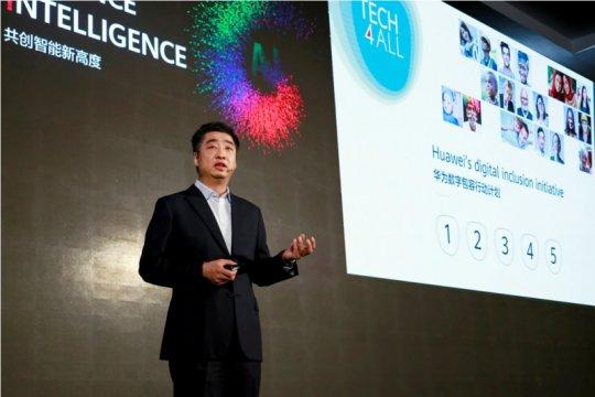 Huawei kampanyekan pemanfaatan TIK demi kemanusiaan
