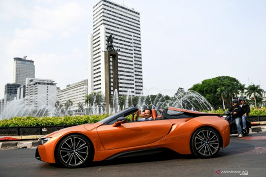 Bukan sekali, Jakarta akan gelar Formula E lima tahun berturut-turut